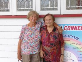 Diversicare respite fosters a 65-year friendship