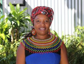 ECCQ celebrates World Hepatitis Day and Fungisai shares her story
