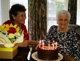 Alita turns 100!