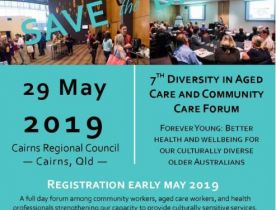 7th Diversity in Aged Care and Community Care Forum
